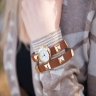 Studded Wrap Watch - 4 Colors! - Photo 7